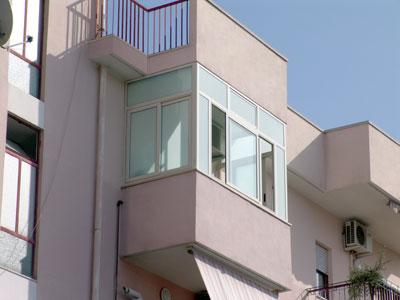 Gallery fm infissi infissi e lavorazione ferro e alluminio - Parapetto finestra ...